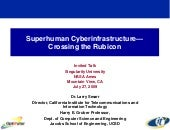 Superhuman Cyberinfrastructure - Cr...