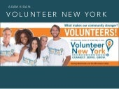 Adam Kidan - Volunteer New York