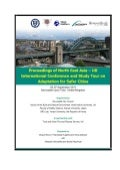 Adaptation for Safer Cities Conference Proceedings Sep 2011
