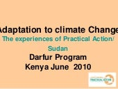 Adaptation in sudan   practical act...