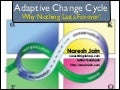 Adaptive Change Cycle applied to Agile Methods