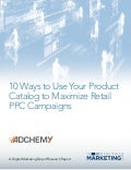 Adchemy 10ways product-catalog