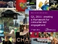 """Q1, 2011: creating  a framework for  consumer-led  engagement (Wavemetrix) -OCT11"