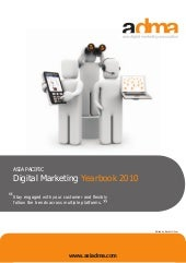 Adma digital marketing yearbook 2010