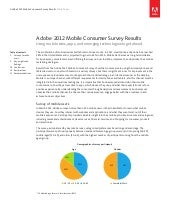 Adobe 2012 mobile consumer survey r...