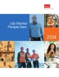 2014 Job Market Perspectives