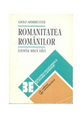 Adolf armbruster romanitatea-romanilor