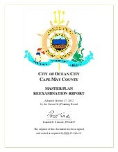 Ocean City's adopted Master Plan re...