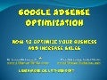 Adsense Business Web Marketing