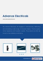 Industrial Heaters By Advance elect...