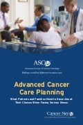 Advanced cancer care_planning