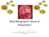 Advanced mindmapping for research s...