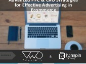 Advanced PPC & CRO Strateiges For Effective Advertising In Ecommerce