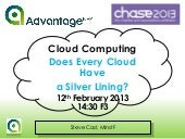 AdvantageNFP CHASE 2013 Does Every ...