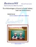 Advantages of Lean in Food Safety