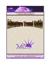 Adventure Travel Guide