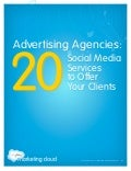 Advertising agencies-20-sm-services-to-offer-your-clients