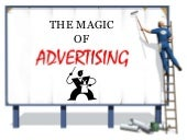Magic of Advertising