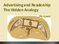 Advertising and readership
