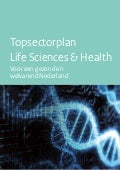 Topsectorplan Life Sciences & Health by EuroBioForum