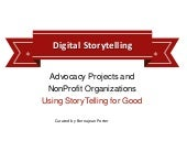 Advocacy AND NonProfits Using Story...