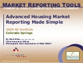 Advanced Housing Market Reporting M...