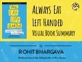 15 Surprisingly Simple Secrets Of Success - Sneak Peek Of Book: Always Eat Left Handed