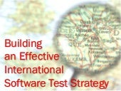Building an Effective International...