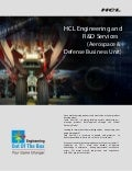 HCLT Brochure: Aerospace and Defense