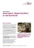 Aerospace Opportunities In Switzerland