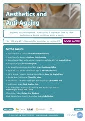 Aesthetics and anti ageing (2011)