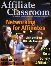 Affiliate Classroom Magazine Jan 2008