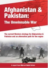 Afghanistan & Pakistan: The Unwinna...