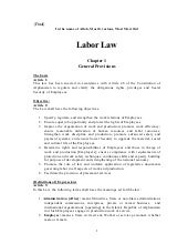 Afghan labour law   aisa version