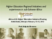 Higher Education Regional Initiativ...