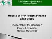 African development-bank-ppp-model-...
