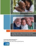 Global Medical Cures™ | African American Men & High Blood Pressure Control