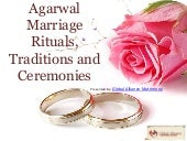 Agarwal Marriage Rituals and Tradit...