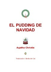 Agatha christie   el pudding de nav...