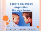 Age And Neurological Factors (I Pre...