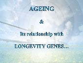 Ageing and its relationship with lo...
