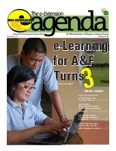 e-Extension Agenda 8th issue