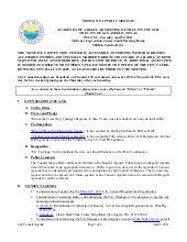City Council April 5, 2011 Agenda P...