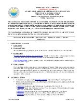 City Council October 4, 2011 Agenda...