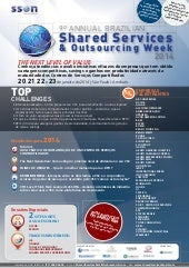 Agenda 9º Shared Services Outsourci...