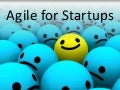 Agile for Startups