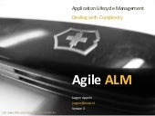 Agile Application Lifecycle Managem...