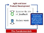 Agile and lean product development ...