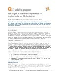 Agile  Customer  Experience