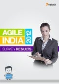 Agile india 2012 survey results final